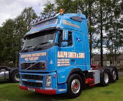 100 Ralph Smith Trucking Sons Volvo FH16 D16RSS Truckfest Scotland 20