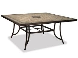 decoration tile top patio dining table furniture patio