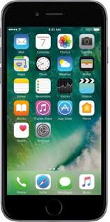 Boost Mobile Apple iPhone 6 4G with 32GB Memory Prepaid Cell Phone