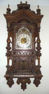 ANTIQUE WALL CLOCKS FOR SALE