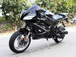 Kymoto Ninja Racer 50cc Automatic Motorbike Scooter