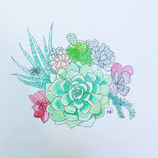 Vibrant Watercolor Art Inspired By This Lovely World Littleatlascreations