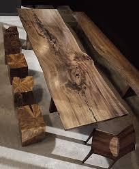 Modern Solid Wood Furniture from Hudson Furniture in Claro Walnut