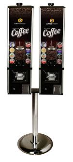 Coffee Smart K Cup Vending Machine Double Stand