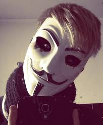 Purge Anarchy Mask For Halloween by Vendetta Meets The Purge Anarchy By Jenscurtius On Deviantart