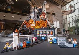 100 Lego Space Home National Air And Museum On Twitter The LEGO Women Of