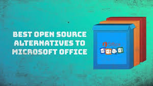 6 Best Open Source Alternatives to Microsoft fice for Linux