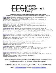 Eastern Iowa Pumpkin Patches by Upcoming Events U2013 Epilepsy Foundation