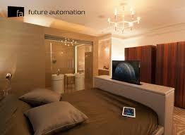 elektrische tv halterungssysteme perfekter blickwinkel per