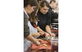 cours de cuisine cook and go cours de cuisine pour 2 chez cook go à nantes 44