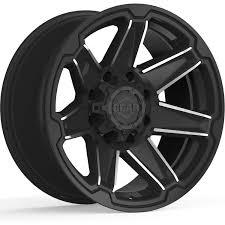 100 Gear Truck Wheels Alloy Trident 20x9 18 Custom