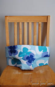 100 High Chair Pattern Sarah Jane Sews Sew Baby Travel