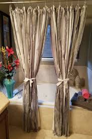 Anna Lace Curtains With Attached Valance by Top 25 Best Ribbon Curtain Ideas On Pinterest Scrap Fabric