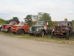 Mack Truck Cemetery. - Imgur Mack Classic Truck Collection Trucking Pinterest Trucks And Old Stock Photos Images Alamy Missippi Gun Owners Community For B Model With A Factory Allison Antique Trucks History Steel Hauler Recalls Cabovers Wreck Runaways More From Six Cades Parts Spotted An Old Mack Truck Still Being Used To Move Oversized Loads