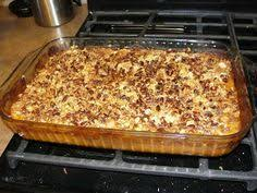 Healthy Pumpkin Desserts For Thanksgiving by Pumpkin Crisp I Make This Every Year For Thanksgiving And It U0027s