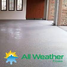 100 Solids Epoxy Garage Floor Coating Canada by Garage Floor Coatings From Epoxy To Rust Bullet