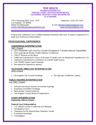 FEDERAL AND CALIFORNIA COURT CERTIFIED SPANISH INTERPRETER'S ... 20 Example Format Of Translator Resume Sample Letter Freelance Samples And Templates Visualcv Inpreter Complete Writing Guide Tips New 2 Cv Rouge Cto 910 Inpreter Resume Mplate Juliasrestaurantnjcom Federal California Court Certified Spanish Medical Inspirationa How To Write A Killer College Application Essay Email Template Free Cover Targeted Word Microsoft Stock Photos Hd Objective Statement In Juice Plus