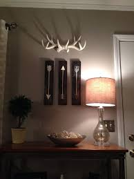 Resin Antler Hook Can Be Hung Alone Or With Similar Items Use Them To Hang Deer DecorationsDeer
