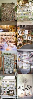 30 Wedding Photo Display Ideas Youll Want To Try Immediately