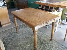 Outdoor Table Legs Unfinished Farm Leg Rustic Nz