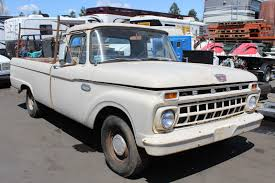 1965 F-100 Twin Beam Long California Truck Straight Six - Used Ford ...