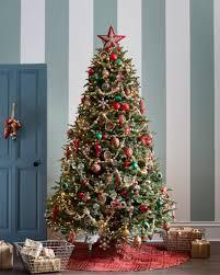 Brocade Velvet Tree Skirt By Balsam Hill