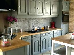transformer une cuisine rustique relooking de cuisine top relooker cuisine rustique avant aprs with