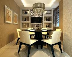Dining Room Wall Cabinets Centerpieces Table Cabinet Designer Glass Elongated Completed Hung