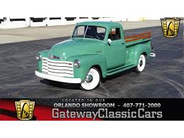 100 52 Chevy Truck For Sale 19 Chevrolet 3100 For ClassicCarscom CC1180001