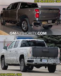 2019 Silverado Vs 2019 GMC Sierra: Spotting The Differences | GM ... 2014 Gmc Sierra Mcgaughys Suspension Gaing A New Perspective 2019 First Drive Review Gms Truck In Expensive 2017 Slt 1500 53 L V8 Road Test Youtube Offers New All Terrain Package To Counter Ford Raptor My First Truck 2004 Z71 Stepside Trucks Davis Autosports 1998 Z71 For Sale Amazing Cdition Denali Raetopping Pickup 2500hd Named 2018 Of The Year 2015 Black Widow F174 Indy 2016 Ext Cab Pickup Item J1159 Gmcsrrazseriestruckcap Suburban Toppers
