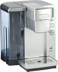 Cuisinart Vs Keurig Single Serve Coffee Maker In Makers Crate And Barrel