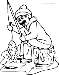 Bass Fish Coloring Pages Realistic Golden Fishing Target