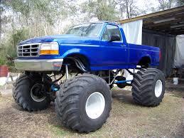 100 Big Jacked Up Trucks Monster Pickup Truck Free Coloring