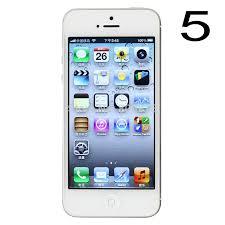 Original Apple iPhone 5 Mobile Phone 16GB 32GB 64GB Unlocked