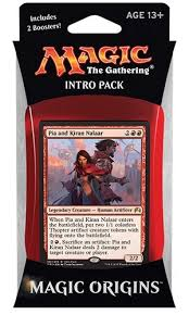 magic origins mtg assemble victory intro pack deck review