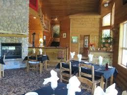 Haida House At Tllaal Dining Room Entrance