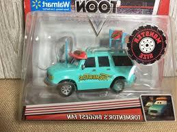 100 Mater Monster Truck Disney Pixar Cars TOON TORMENTORS