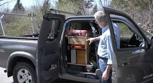 Build A Tool Organizer That'll Fit Right Inside Your Extra Cab ... Ute Car Table Pickup Truck Storage Drawer Buy Drawerute In Bed Decked System For Toyota Tacoma 2005current Organization Highway Products Storageliner Lifestyle Series Epic Collapsible Official Duha Website Humpstor Innovative Decked Topperking Providing Plastic Boxes Listitdallas Image Result Ford Expedition Storage Travel Ideas Pinterest Organizers And Cargo Van Systems Pictures Diy System My Truck Aint That Neat