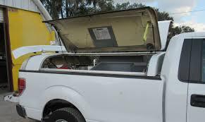 100 Pickup Truck Cap Fiberglass Tonneau Cover Truck Cap For Long Bed Pickup