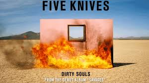Hotel Ceiling Rixton Meaning by Five Knives Dirty Souls Audio Youtube