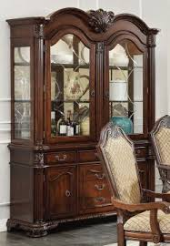 Acme Chateau De Ville Buffet And Hutch In Espresso 64079 By Dining
