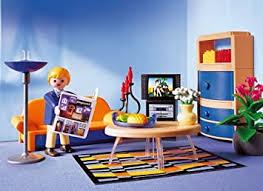 playmobil 3966 modernes wohnzimmer de spielzeug