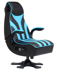 X Rocker CXR1 2.1 Wireless Gaming Chair Rocker, Black/Blue Pyramat Wireless Gaming Chair Home Fniture Design Game Bluetooth Singular X Rocker 51259 Pro H3 41 Audio Chair Infiniti 21 Series Ii Bckplatinum Aftburner Pedestal New 2018 Xrocker Se Sound Fox 5171401 Cxr1 Ackblue Office Chairs Xrocker Spider With