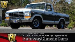 100 1978 Ford Truck For Sale F100 Ranger Gateway Classic Cars Of Atlanta 118 YouTube