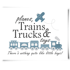 100 Trucks And Toys Planes Trains And Printable Free Printables