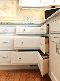 upper corner kitchen cabinet organization ideas corner kitchen