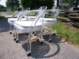 Vanity Chair With Back And Wheels by Wonderful Vanity Chair On Wheels Pictures Best Idea Home Design