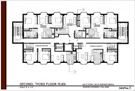 Photos And Inspiration Multi Unit Home Plans by Inspiration 10 Apartment Building House Plans Design Ideas Of 11