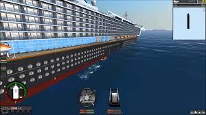 ship simulator extremes gameplay sinking ms oceana youtube
