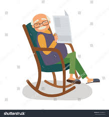 Old Man Newspaper Her Rocking Chair Stock Vector (Royalty Free ... Elderly Eighty Plus Year Old Man Sitting On A Rocking Chair Stock Senior Homely Photo Edit Now Image Result For Old Man Sitting In Rocking Chair Cool Logos The The Short Hror Film Youtube On Editorial Cushion Reviews Joss Main Ladderback Png Clipart Sales Chairs Detail Feedback Questions About Garden Recliner For People Cheap Folding Find In Stock Illustration Illustration Of Melody Motion Clock Modeled By Etsy
